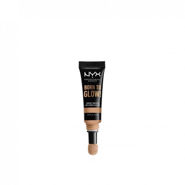NYX Pro Makeup Born To Glow Radiant Concealer Medium Olive 5.3ml