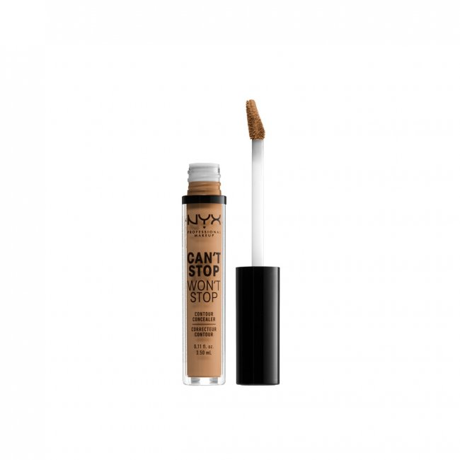 NYX Pro Makeup Can't Stop Won't Stop Concealer Golden Honey 3.5ml