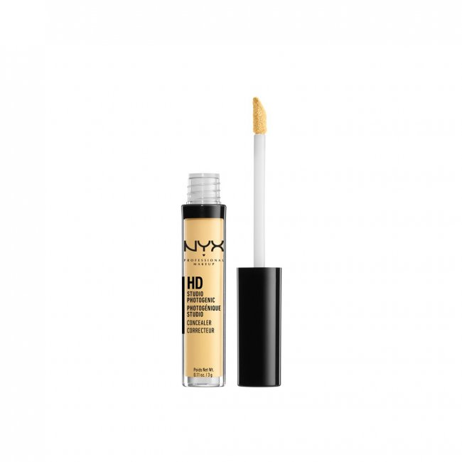 NYX Pro Makeup HD Photogenic Concealer Wand Yellow 3g