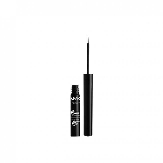 NYX Pro Makeup Matte Liquid Liner Black 2ml