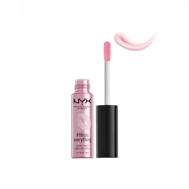 NYX Pro Makeup ThisIsEverything Lip Oil Sheer 8ml