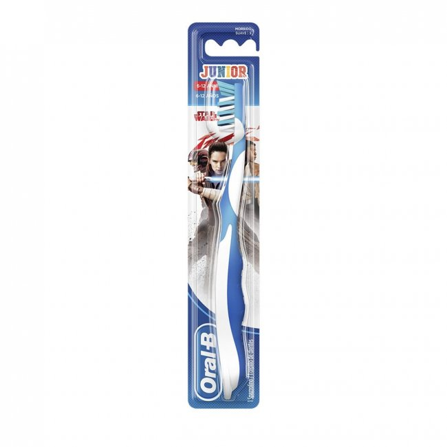 Oral-B Junior 6-12 Years Manual Toothbrush Star Wars