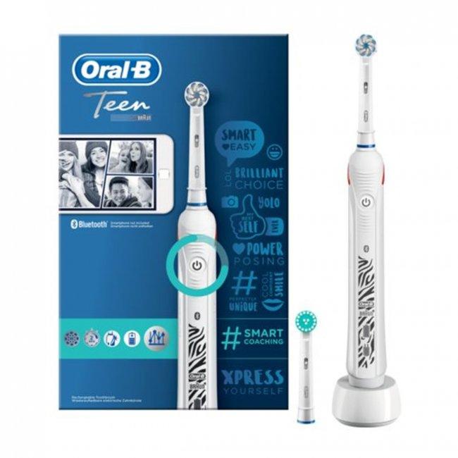 Oral-B Teen Electric Toothbrush White