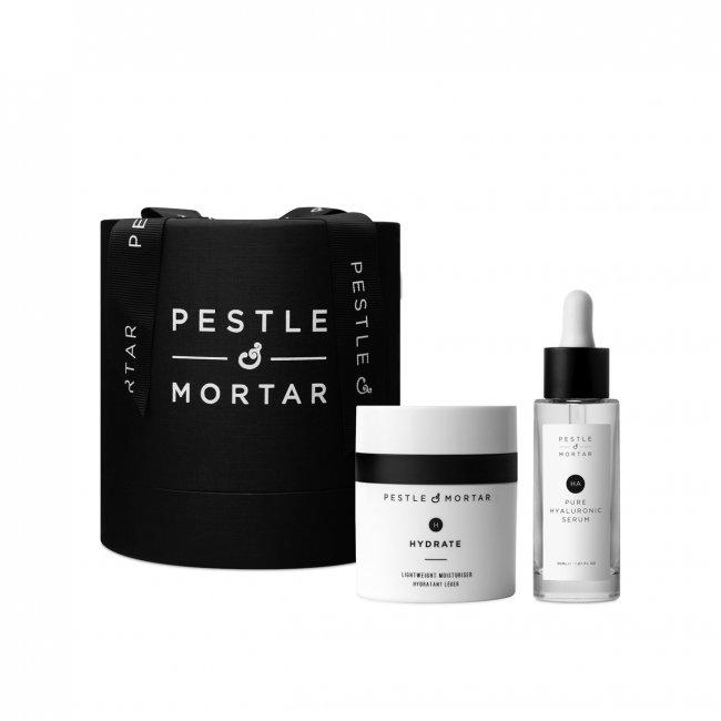 COFFRET: Pestle & Mortar Hydrating Duo Gift Set