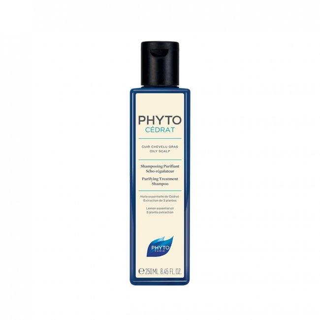 PhytoCédrat Purifying Treatment Shampoo 250ml