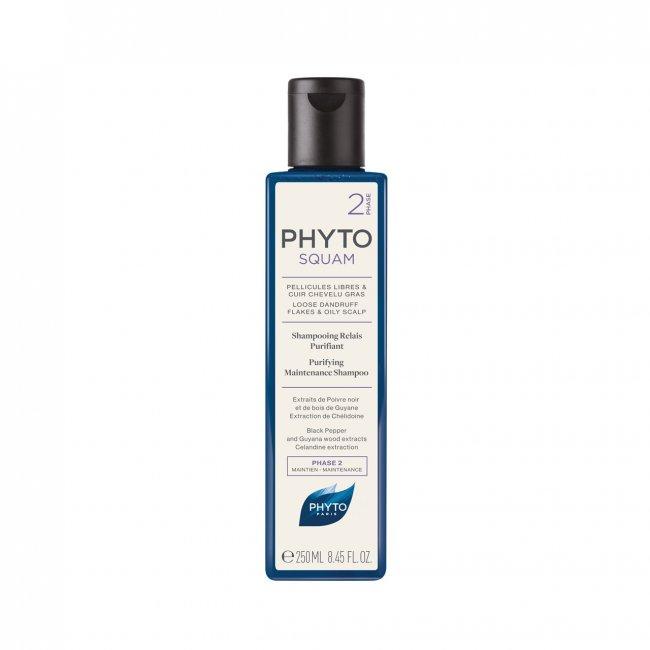 Phytosquam Anti-Dandruff Purifying Maintenance Shampoo 250ml