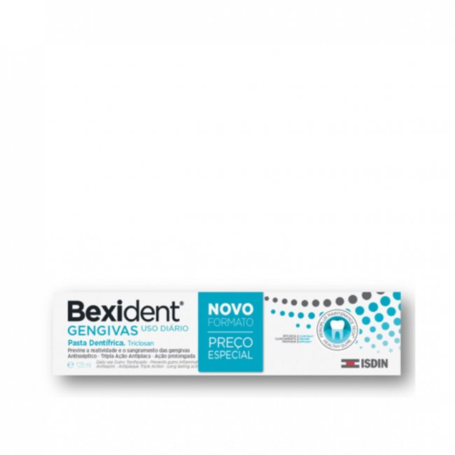 DISCOUNT: ISDIN Bexident Gums Daily Use Toothpaste 125ml