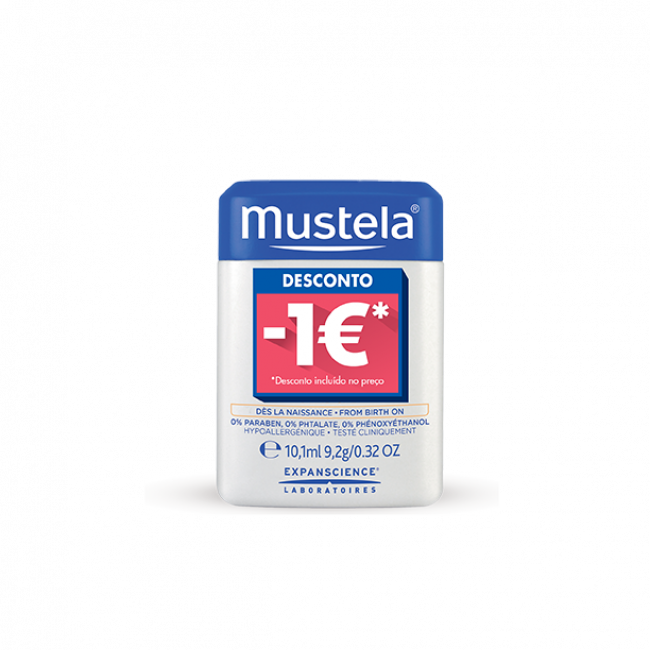 DISCOUNT: Mustela Baby Dry Skin Hydra-Stick w/ Cold Cream 10g