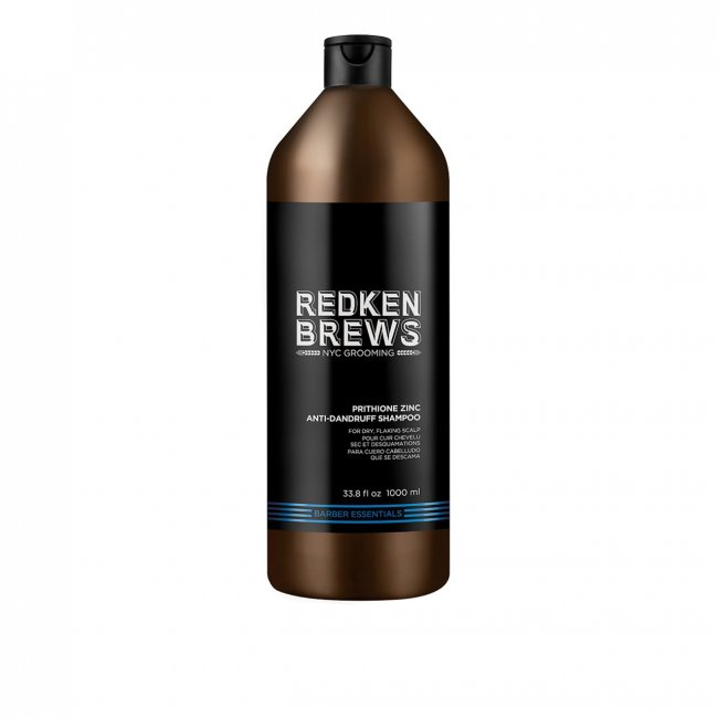 Redken Brews Anti-Dandruff Shampoo 1L