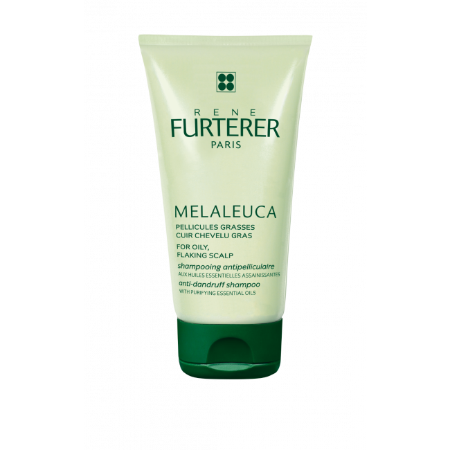 René Furterer Melaleuca Shampoo Anti-Caspa Oleosa 150ml