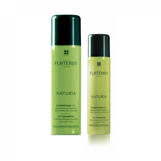 PROMOTIONAL PACK: René Furterer Naturia Dry Shampoo 250ml + 75ml
