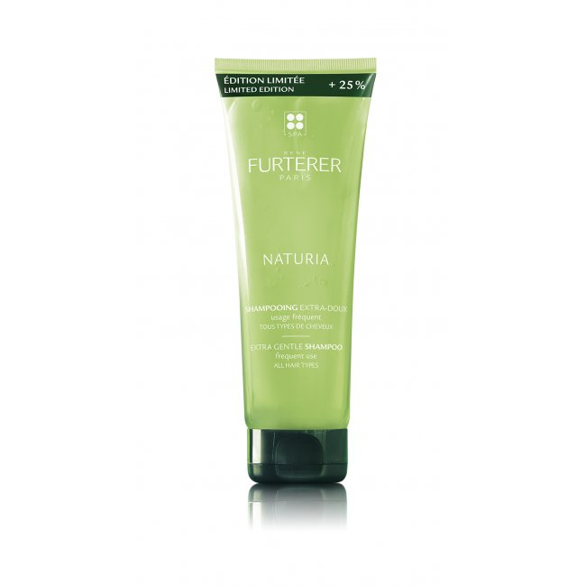 LIMITED EDITION: René Furterer Naturia Extra Gentle Shampoo 250ml