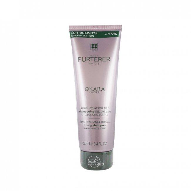 LIMITED EDITION: René Furterer Okara Silver Toning Shampoo 250ml