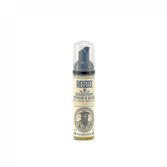 Reuzel Beard Foam Wood & Spice 70ml