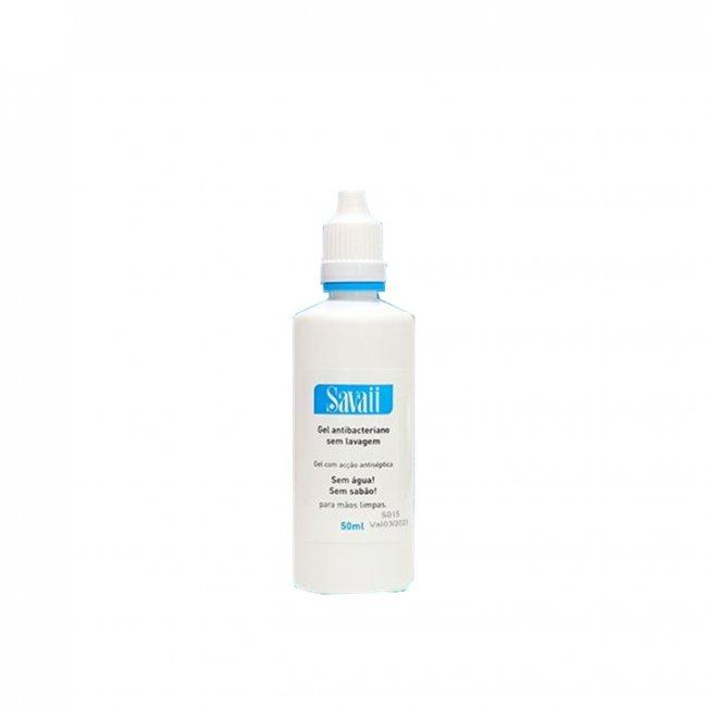 Savaii Antibacterial Hand Gel Rinse-Free 50ml