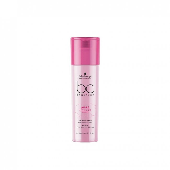Schwarzkopf BC pH 4.5 Color Freeze Conditioner 200ml