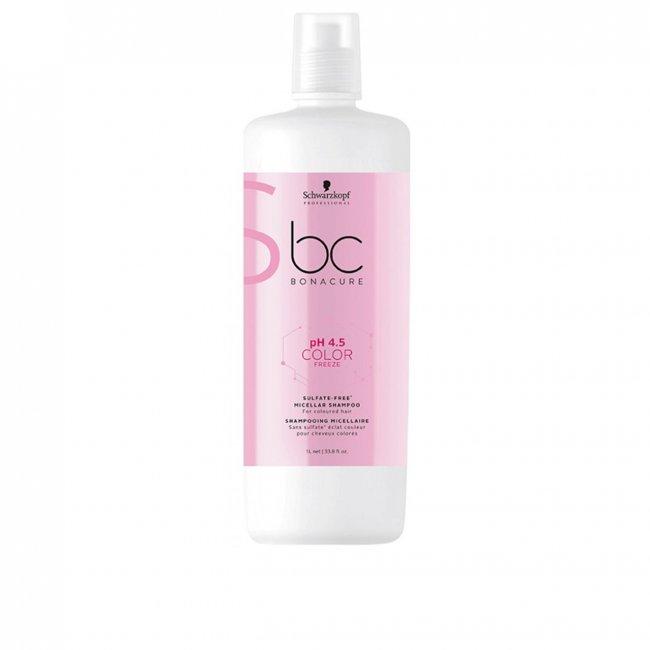 Schwarzkopf BC pH 4.5 Color Freeze Micellar Shampoo Sulfate-Free 1L