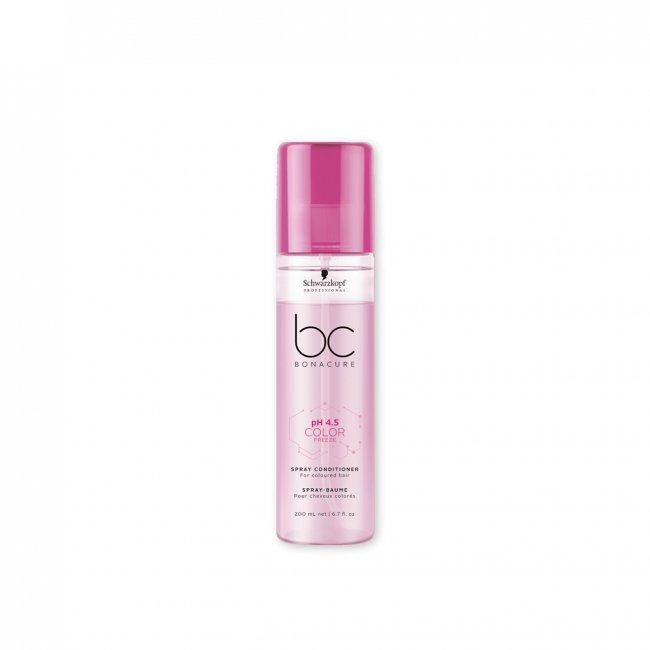 Schwarzkopf BC pH 4.5 Color Freeze Spray Conditioner 200ml