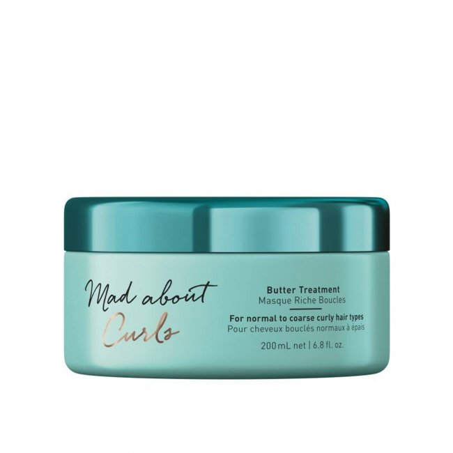 Schwarzkopf Mad about Curls Butter Treatment Mask 200ml