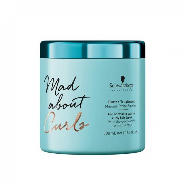 Schwarzkopf Mad about Curls Butter Treatment Mask 500ml