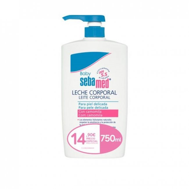 DISCOUNT: Sebamed Baby Body Lotion 750ml