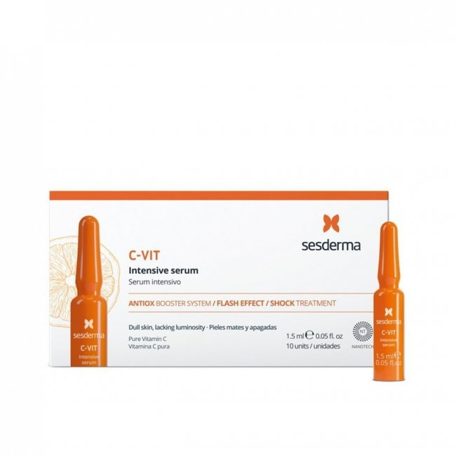 Sesderma C-Vit Intensive Serum Ampoules 10x1.5ml