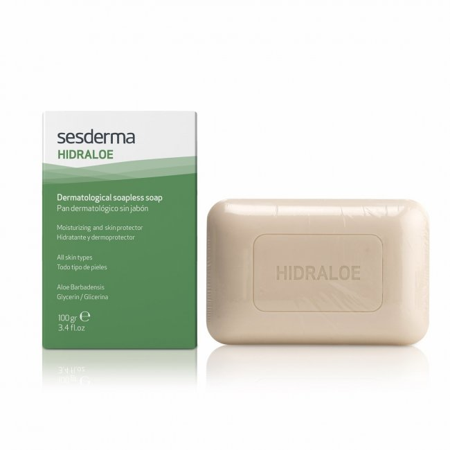 Sesderma Hidraloe Dermatological Soapless Soap 100g