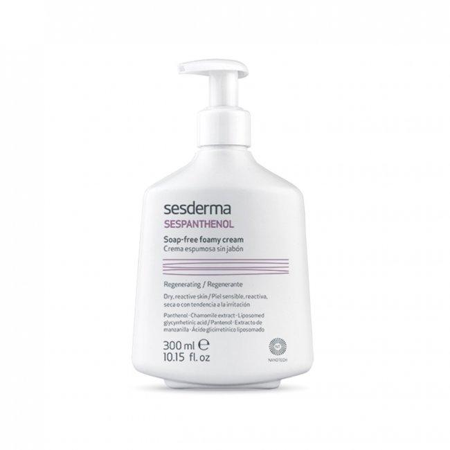 Sesderma Sespanthenol Soap-free Foamy Cream 300ml