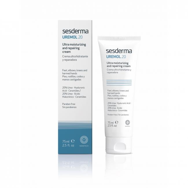 Sesderma Uremol 20 Ultra Moisturizing and Repairing Cream 75ml