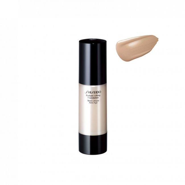 Shiseido Radiant Lifting Foundation B40 Natural Fair Beige 30ml