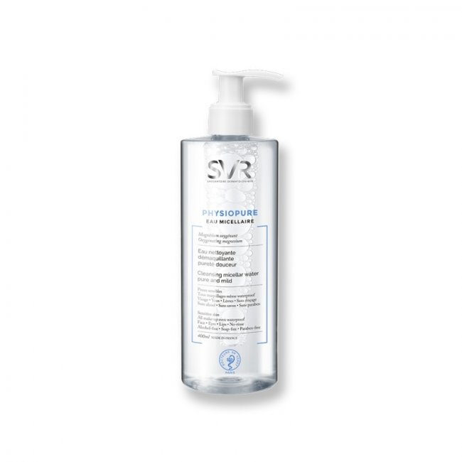 SVR Physiopure Cleansing Micellar Water 400ml