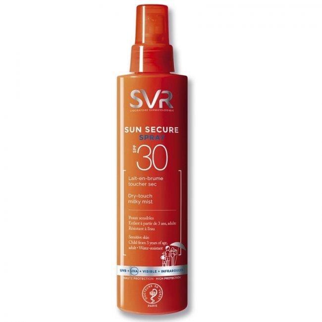 SVR Sun Secure Dry-Touch Milky Mist SPF30 200ml