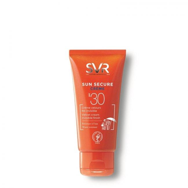 SVR Sun Secure Velvet Cream Invisible Finish SPF30 50ml