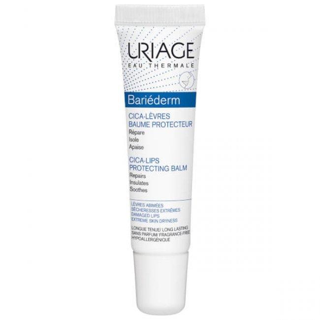 Uriage Bariéderm Cica-Lips Protecting Lip Balm 15ml