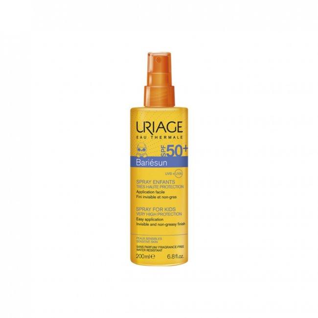 Uriage Bariésun Spray Criança FPS50+ 200ml