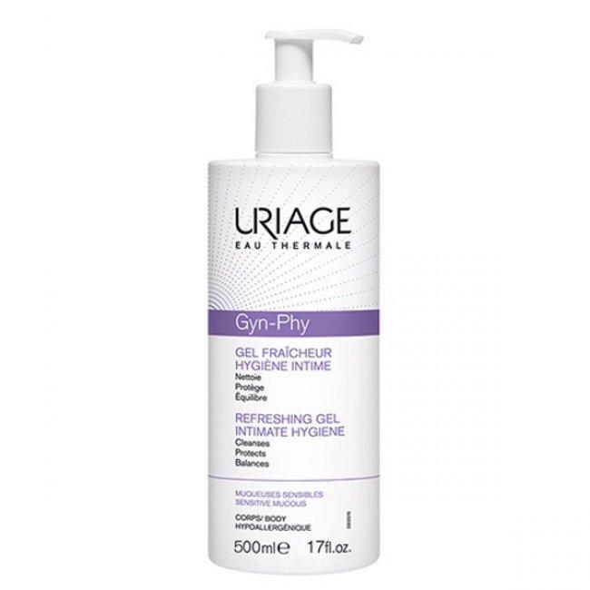 Uriage Gyn-Phy Intimate Hygiene Refreshing Gel 500 ml