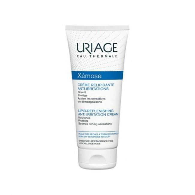 Uriage Xémose Lipid-Replenishing Anti-Irritation Cream 200ml
