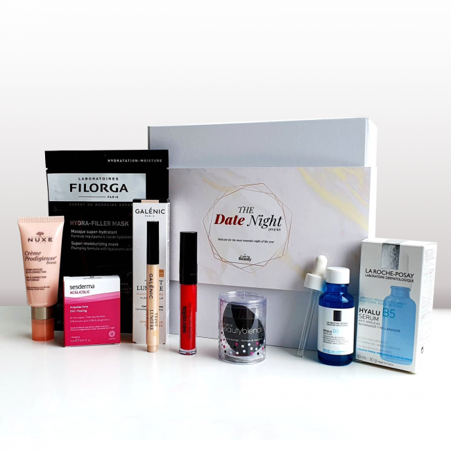 LIMITED EDITION: Beauty Box: The Date Night Preparation Kit by Care To Beauty