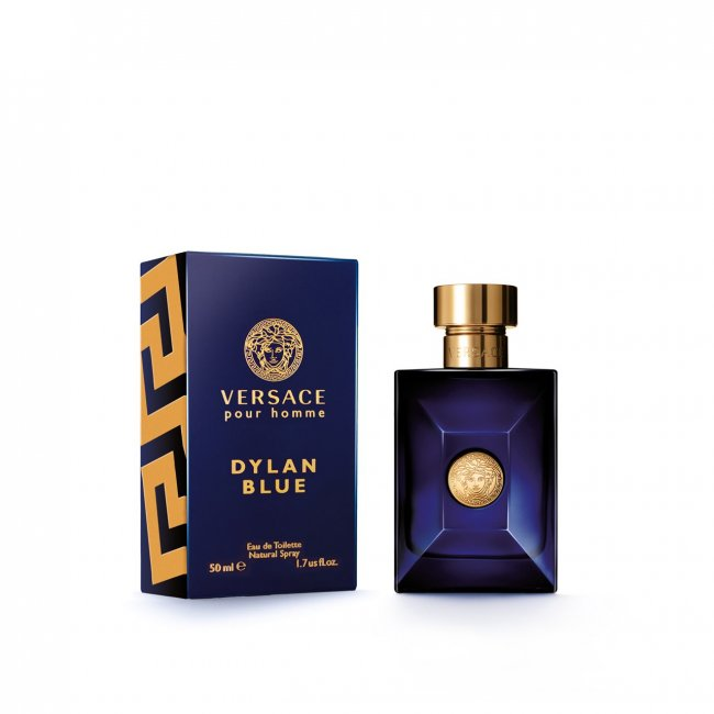 Versace Dylan Blue Eau de Toilette for Men 50ml