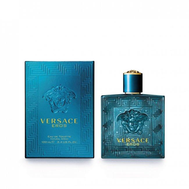 Versace Eros Eau de Toilette for Men 100ml