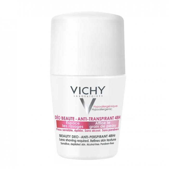 Vichy Deodorant Ideal Finish Beautifying Anti-perspirant 48h 50ml