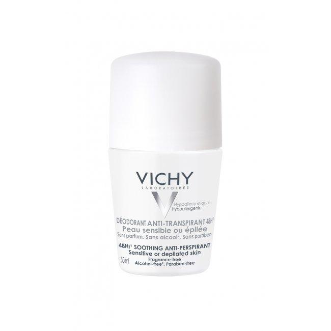 Vichy Anti-Perspirant Deodorant Sensitive/Depilated Skin 48h 50ml