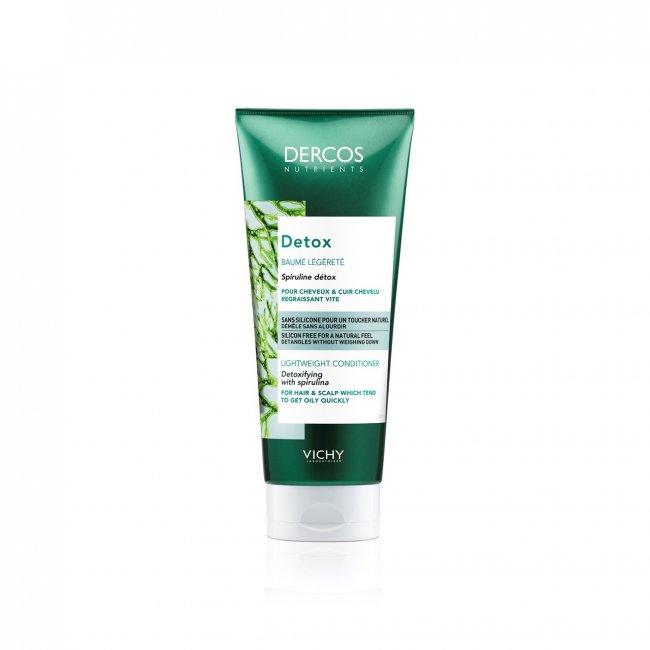 Vichy Dercos Nutrients Detox Lightweight Conditioner 200ml