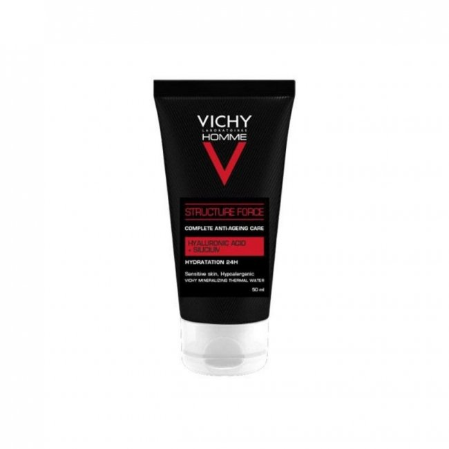 Vichy Homme Structure Force Complete Anti-Ageing Care 50ml