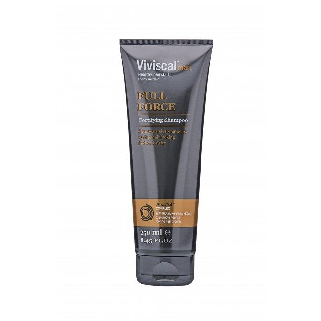 Viviscal Homem Shampoo Fortificante Anti Queda 250ml