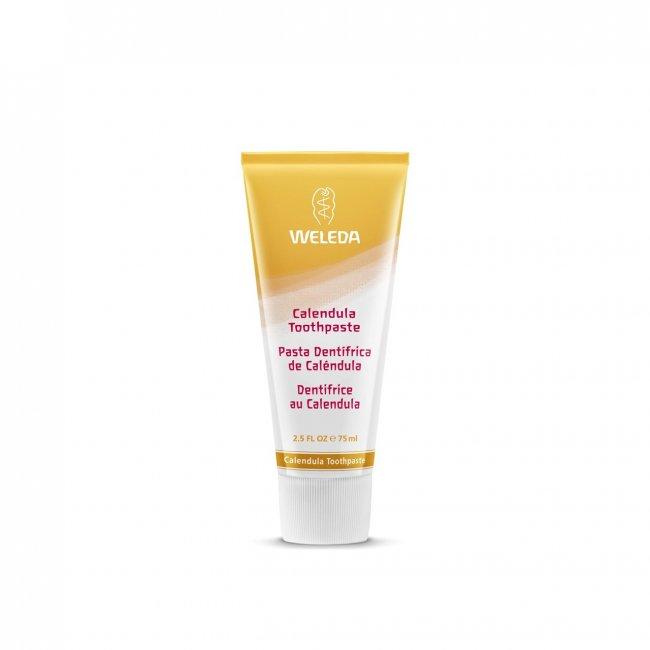 Weleda Calendula Toothpaste Peppermint-Free 75ml