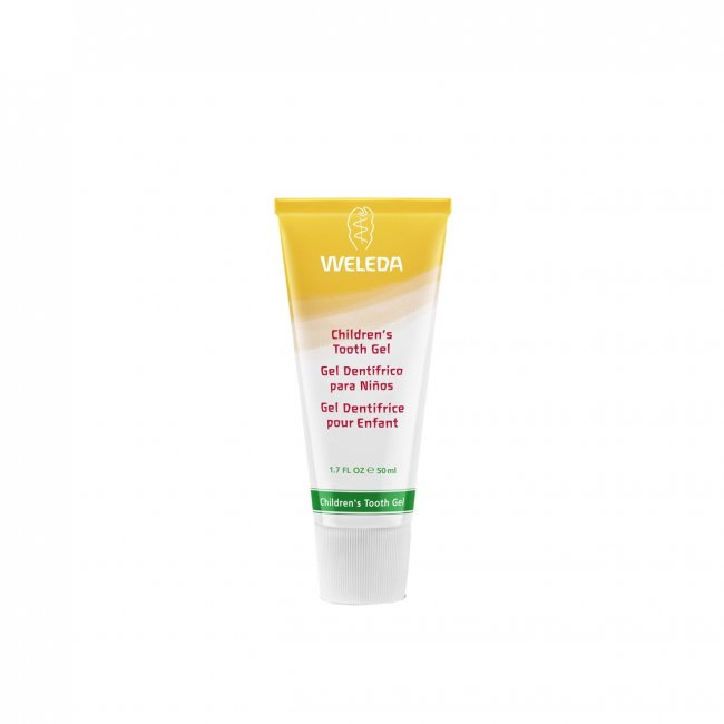 Weleda Natural Protection Children's Tooth Gel 50ml