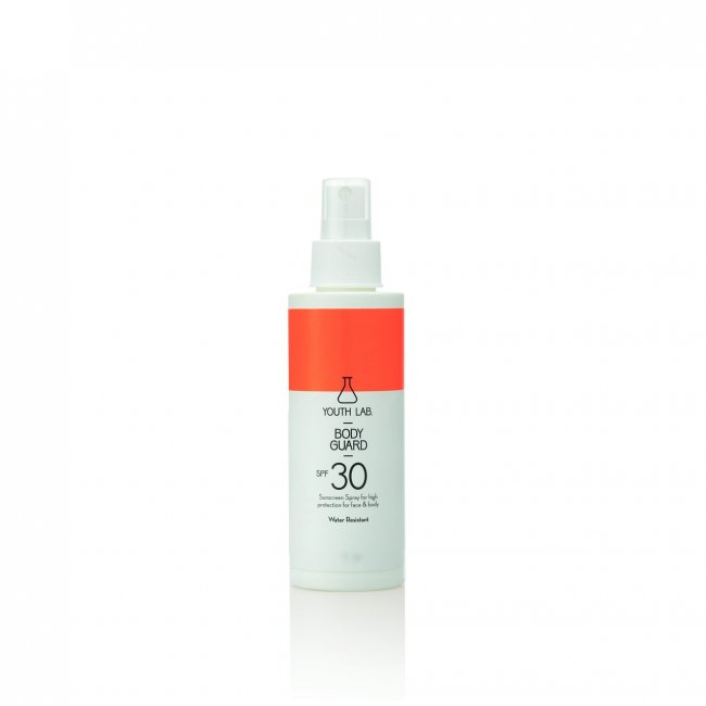 TRAVEL SIZE: YOUTH LAB Body Guard SPF30 100ml