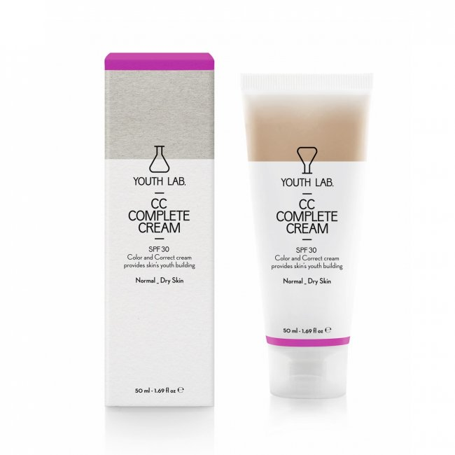 YOUTH LAB CC Complete Cream SPF30 Normal Skin 50ml
