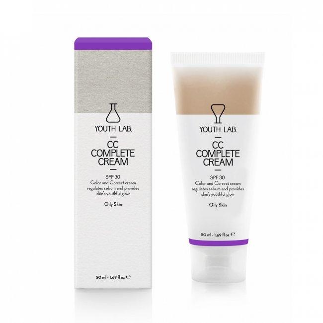 YOUTH LAB CC Complete Cream SPF30 Oily Skin 50ml